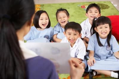 HAN TONG Chinesisch-Schule für Kinder