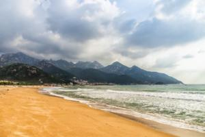 Qingdao Beach + Mountain Laoshan
